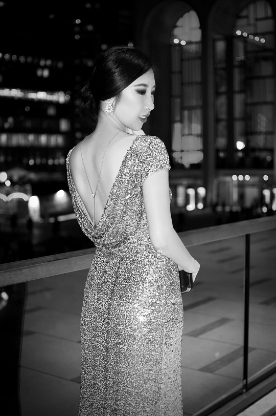 old hollywood glamour met opera new york city nyc