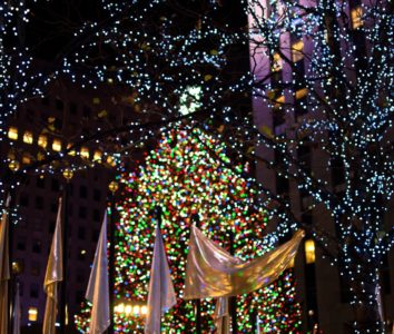 Christmas Eve at Rockefeller Center – Christmas in NYC