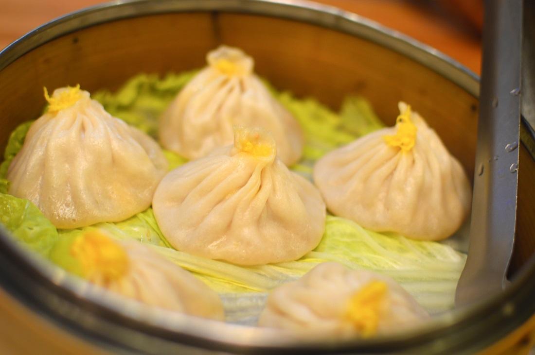 Snack like a Shanghai Lady