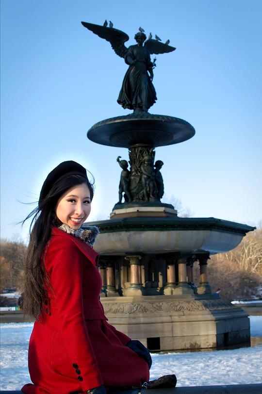 central park bethesda fountain