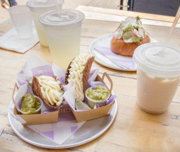 Ice Cream Tacos & Manhattanhenge