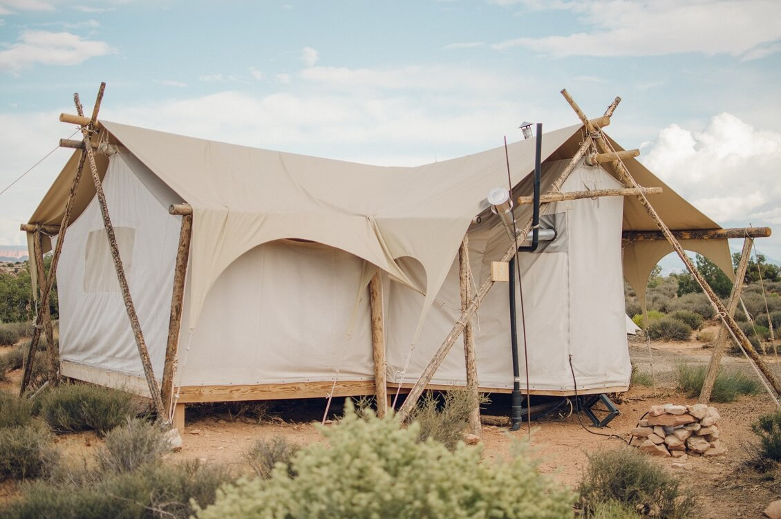 Moab under Canvas - The Dreamy Bunny