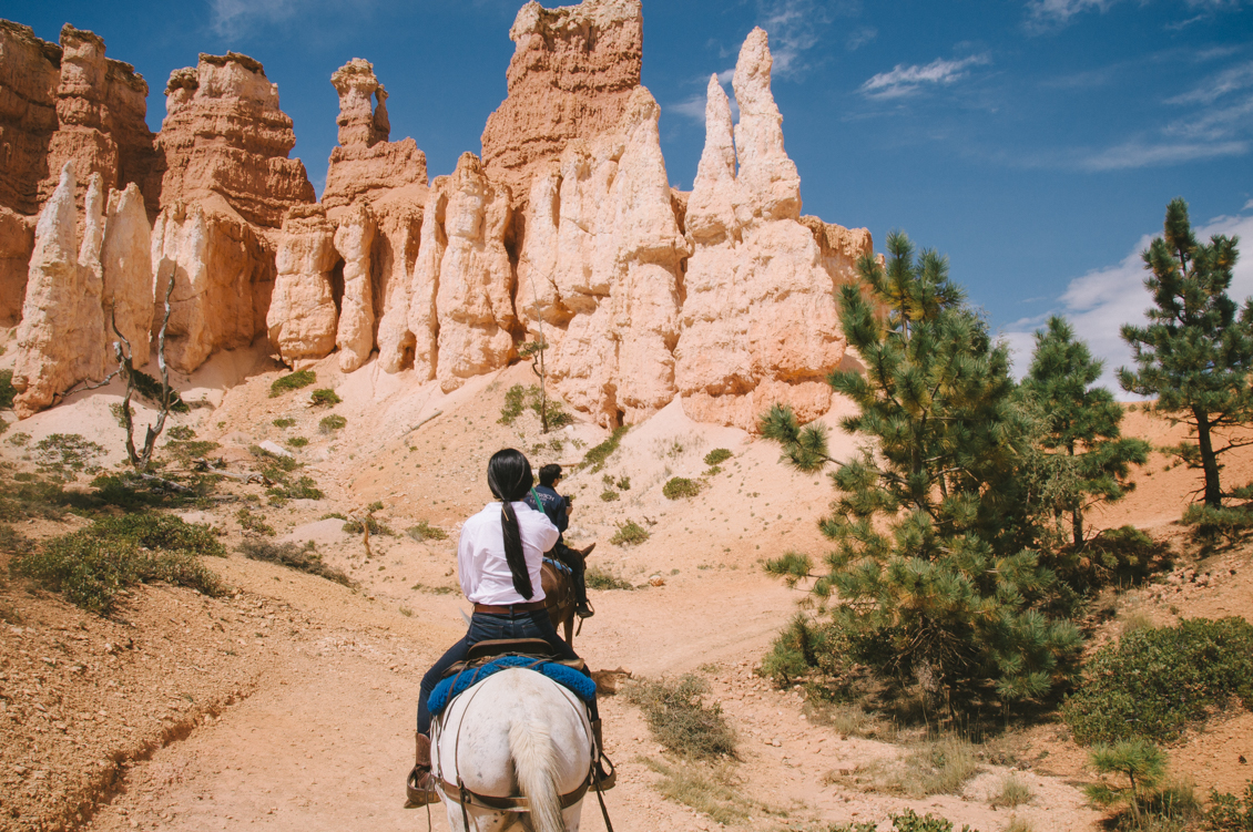 A ride back through time the dreamy bunny for Places to go horseback riding near me