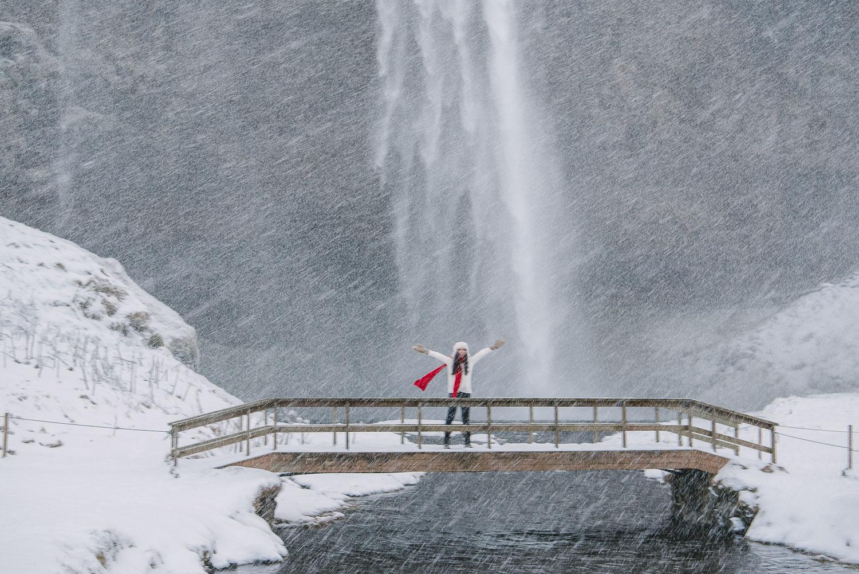 iceland waterfalls 10