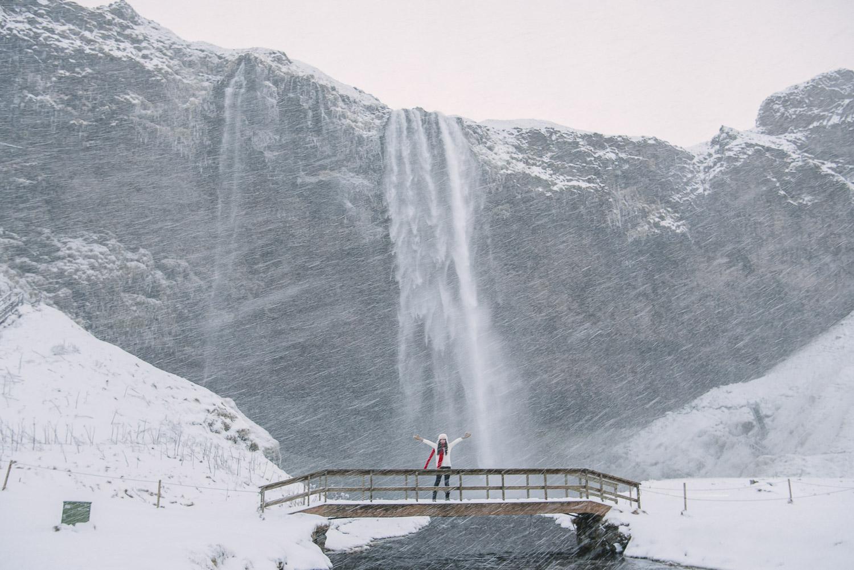 iceland waterfalls 11