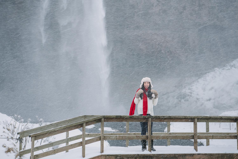 iceland waterfalls 12