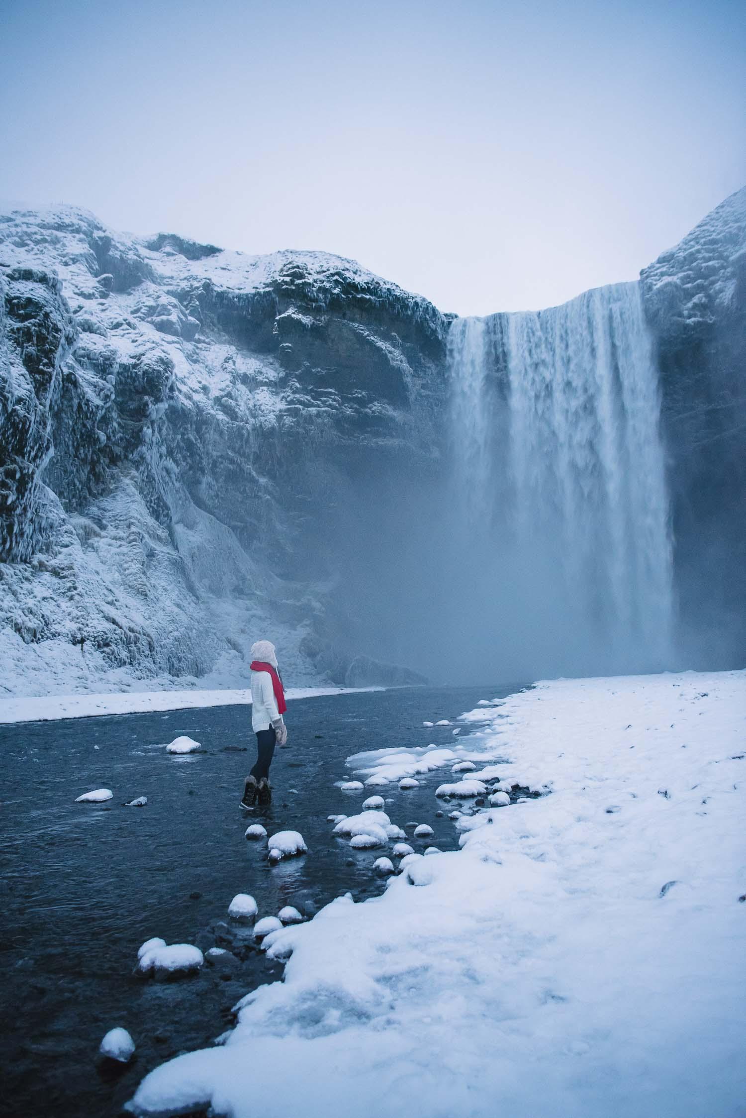 Chasing Waterfalls, Iceland