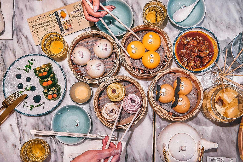 Картинки по запросу yum cha hong kong